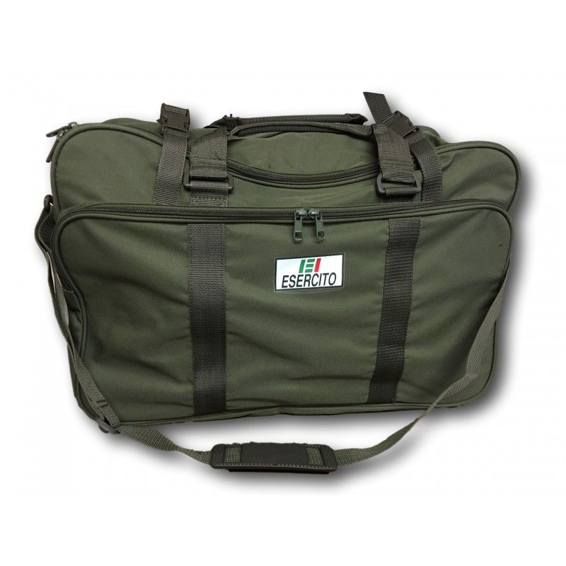 Italian Army Duffle Shoulder Bag Brand New And Never Used