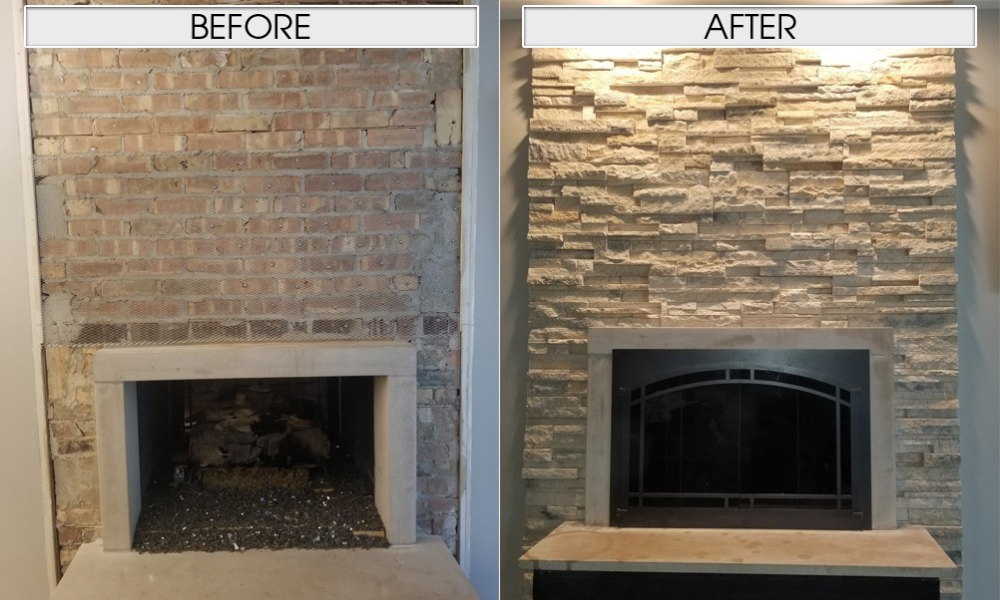 Pin On Gas Fireplace Ideas