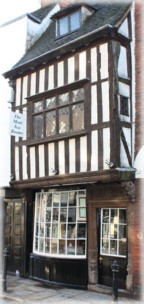 Moat Tea Room Canterbury
