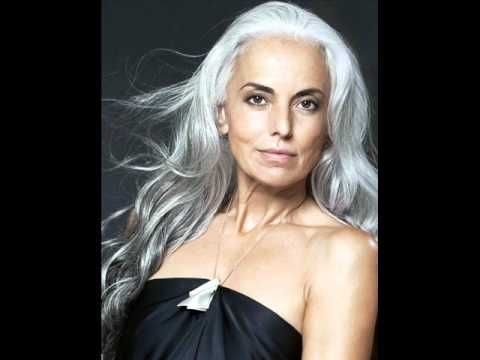 Image Result For Yazemeenah Rossi Long Gray Hair Silver Haired Beauties Beautiful Gray Hair