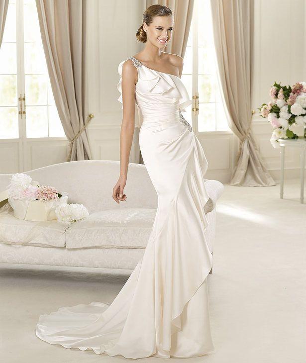 pronovias datsun - Google Search | Wedding Dresses | Pinterest ...