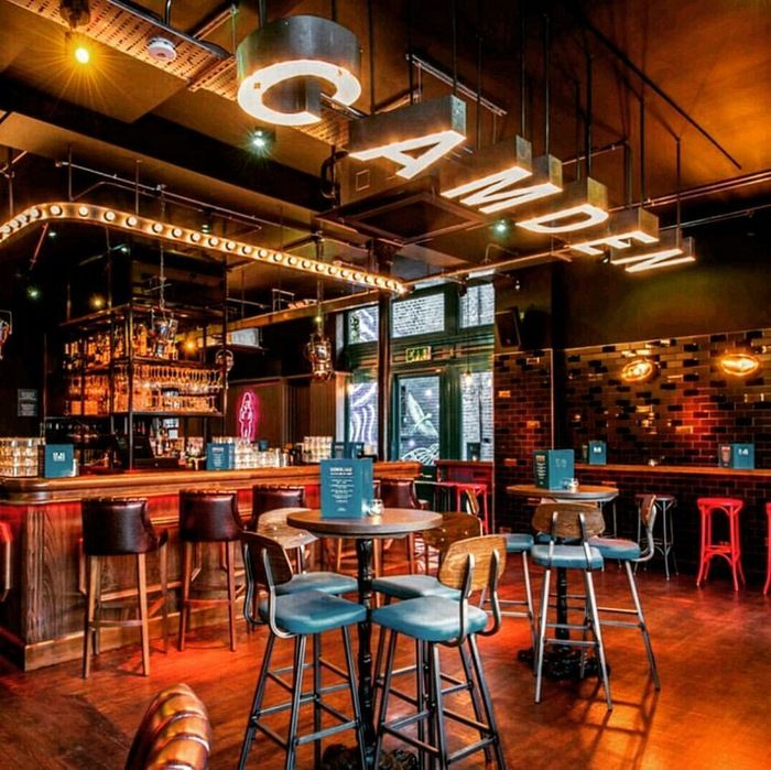 Commercial Lighting Glasgow: Latest Entries: Be At One (Camden, London, UK), London Bar
