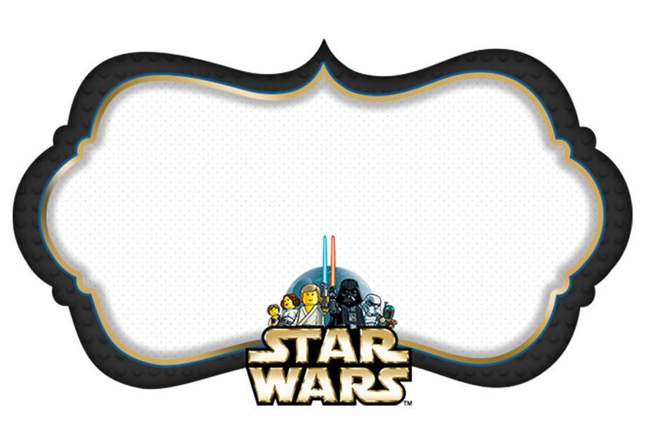 frame lego star wars