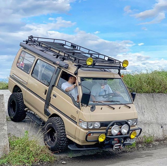 The Levy Was Dry Overlandkitted Lai00715 Overland Vehicles Overland Truck Volkswagen Bus