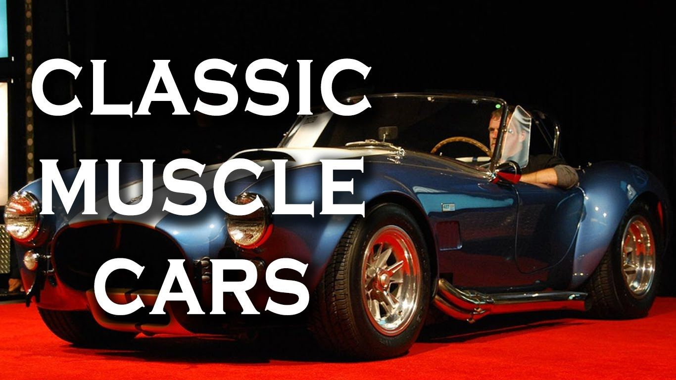Top 10 Classic Muscle Cars | Top 10 Lists by TopTenz.net | Pinterest ...
