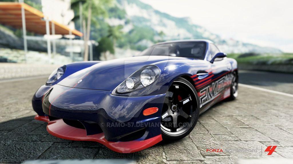 Panoz Esperante Gtlm Forza Motorsport 4 By Ramo 57 On Deviantart