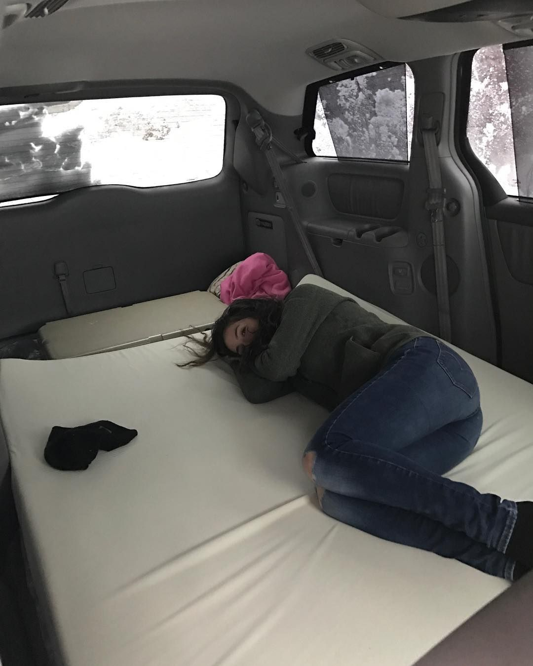 Fyi You Can Fit A Full Mattress Very Comfortably In The Back Of A