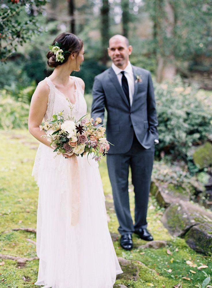 Beatriz and Jeremiah Ultra Chic, Natural Wedding at the