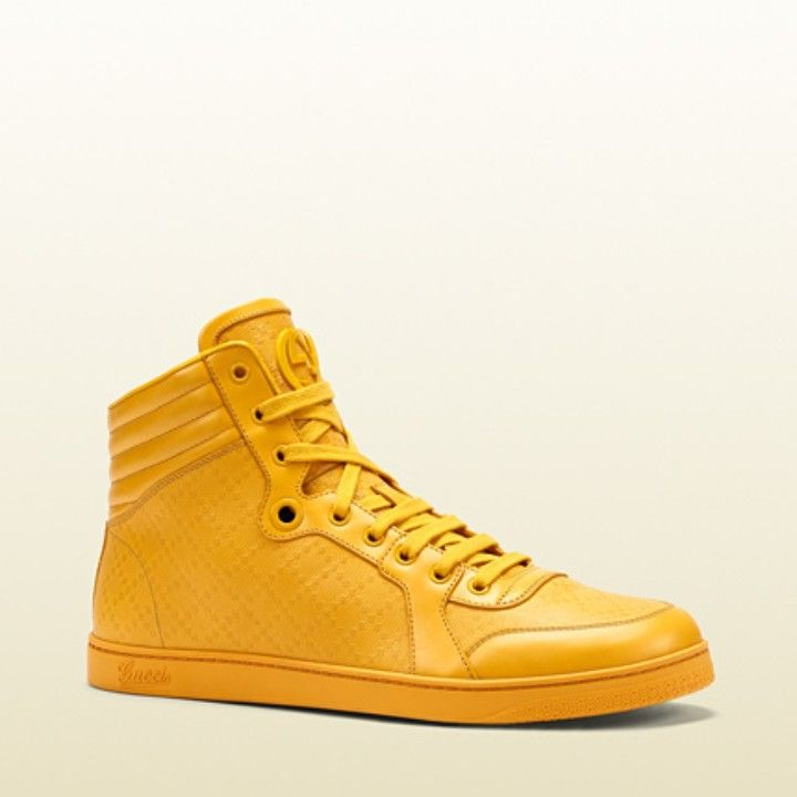 Gucci Shoes Yellow Diamante from Lesure