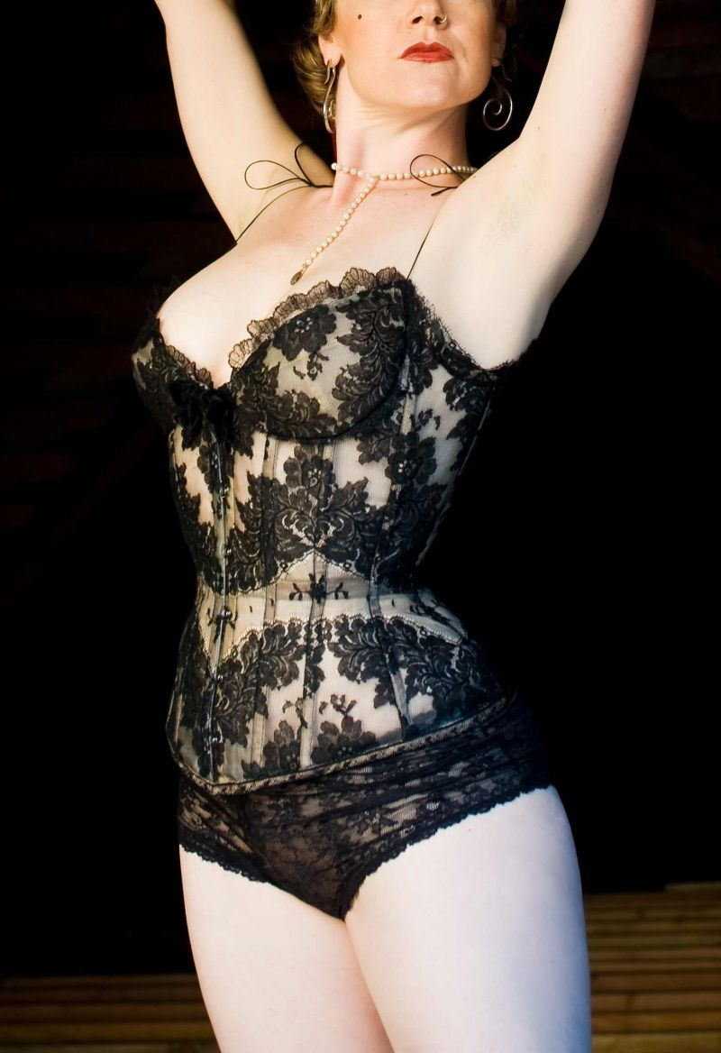 e4d996cb5c7 The exquisite Dark Garden cupped lace overlay corset. Is one of the best  cupped corsets ever.