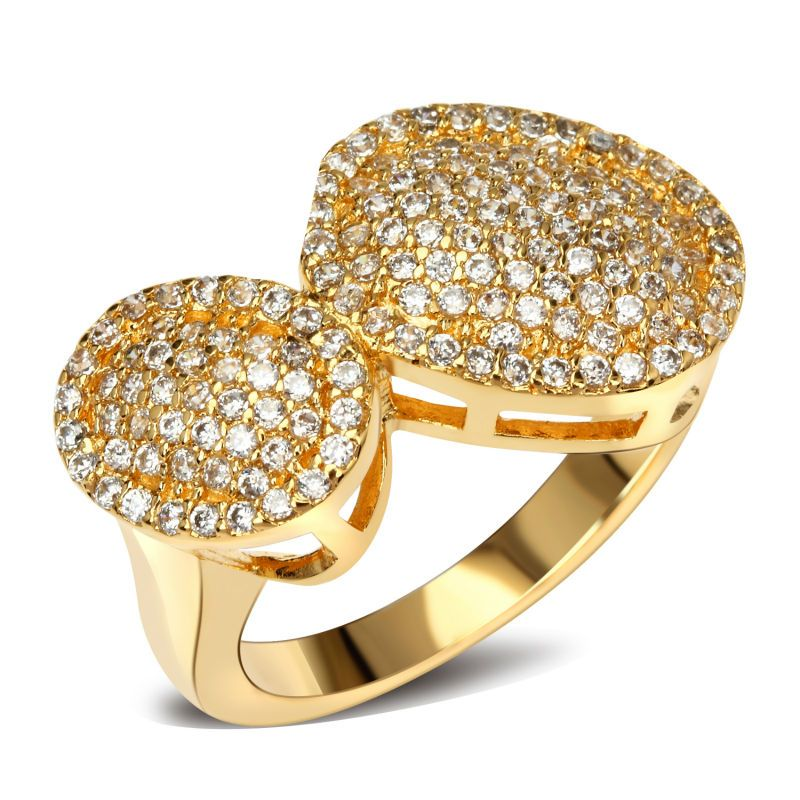 Find More Rings Information about Beautiful Design Women\'s CZ ...