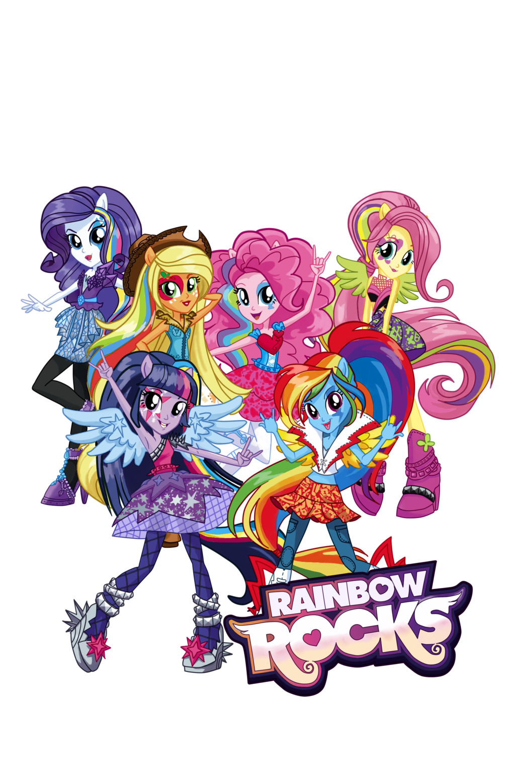 Mlp Equestria Girls Rainbow Rocks By Vaniaeditors On Deviantart My Little Pony Wallpaper Little Pony My Little Pony Pictures