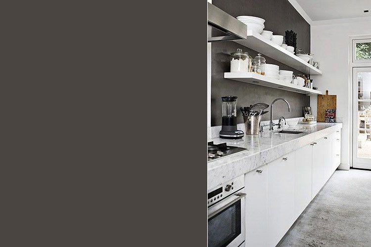 Keuken Inrichten Ideeen : Tips voor het inrichten van een rechte keuken