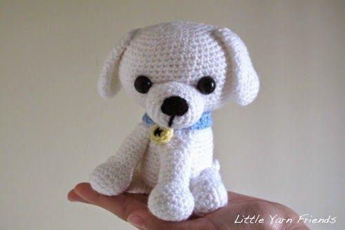 Amigurumi dog Toshka free pattern | Amiguroom Toys | 333x500