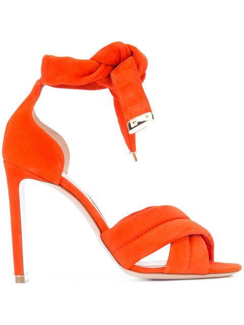 Shop Nicholas Kirkwood 105mm Ziggy sandals.