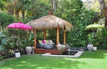 Balinese Backyard Bali Huts Balinese Garden Bali Garden