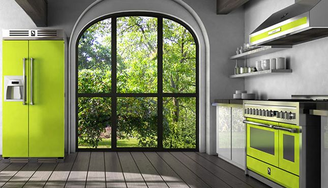 The 14 Most Colorful Major Appliances Ever Pantry laundry room