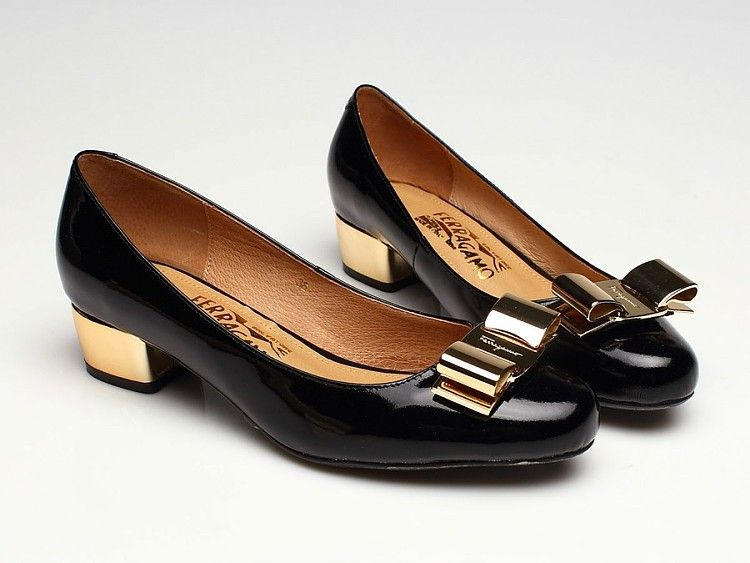 New Style Women Salvatore Ferragamo My Muse Nero Zappos Couture Heels Q7e Lwv Qt