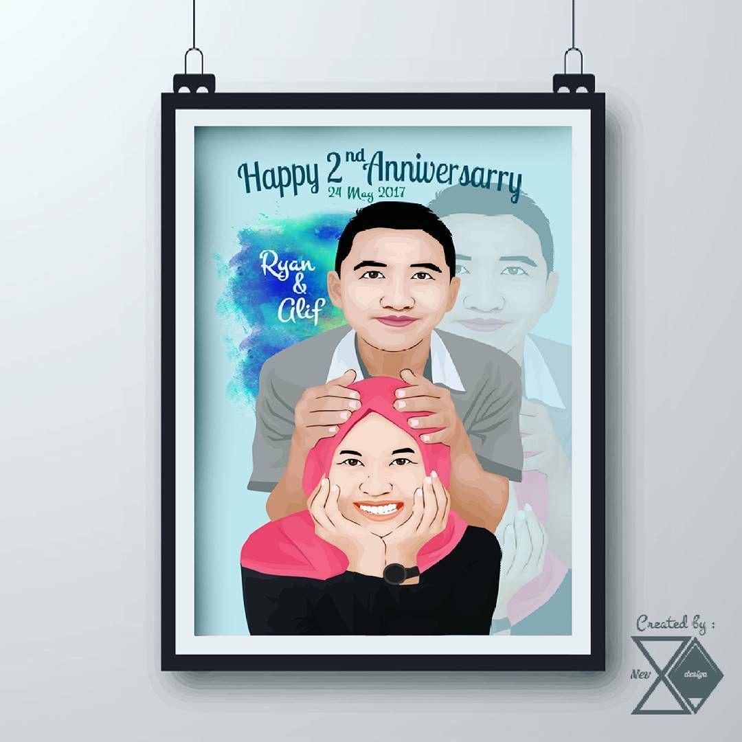 Thanks For Order Bro Mau Fotonya Di Vektorin Ato Karikatur In