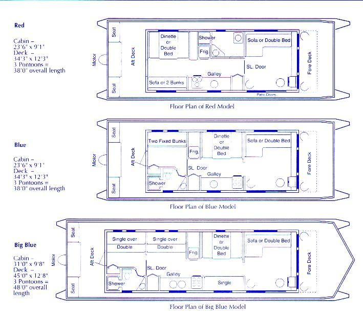 Houseboat Floor Plans Plans Free Rc Boat Building Plans Boat4plans House Boat Boat Building Plans Boat House Interior
