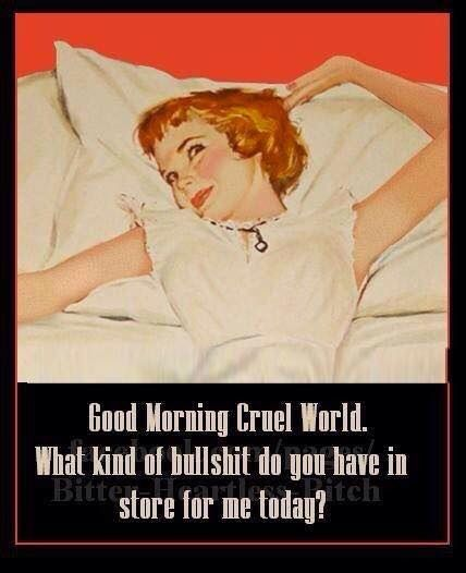Ya What Kind Morning Quotes Funny Good Morning Funny Funny Quotes