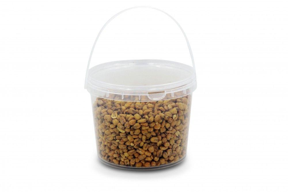 سطل بلاستيك للبهارات غطاء محكم الاغلاق 3 لتر رقم الصنف 1f 300 Red Peppercorn Food Condiments