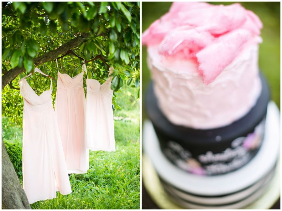 Bill Levkoff Dresses in Petal Pink | Stylized Shoot|The Hermitage | Macon Photography