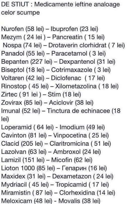 medicamente interne de varicoză)