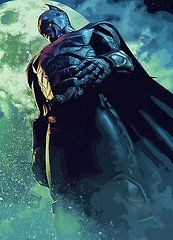 - Batman For Print  by Super Hero