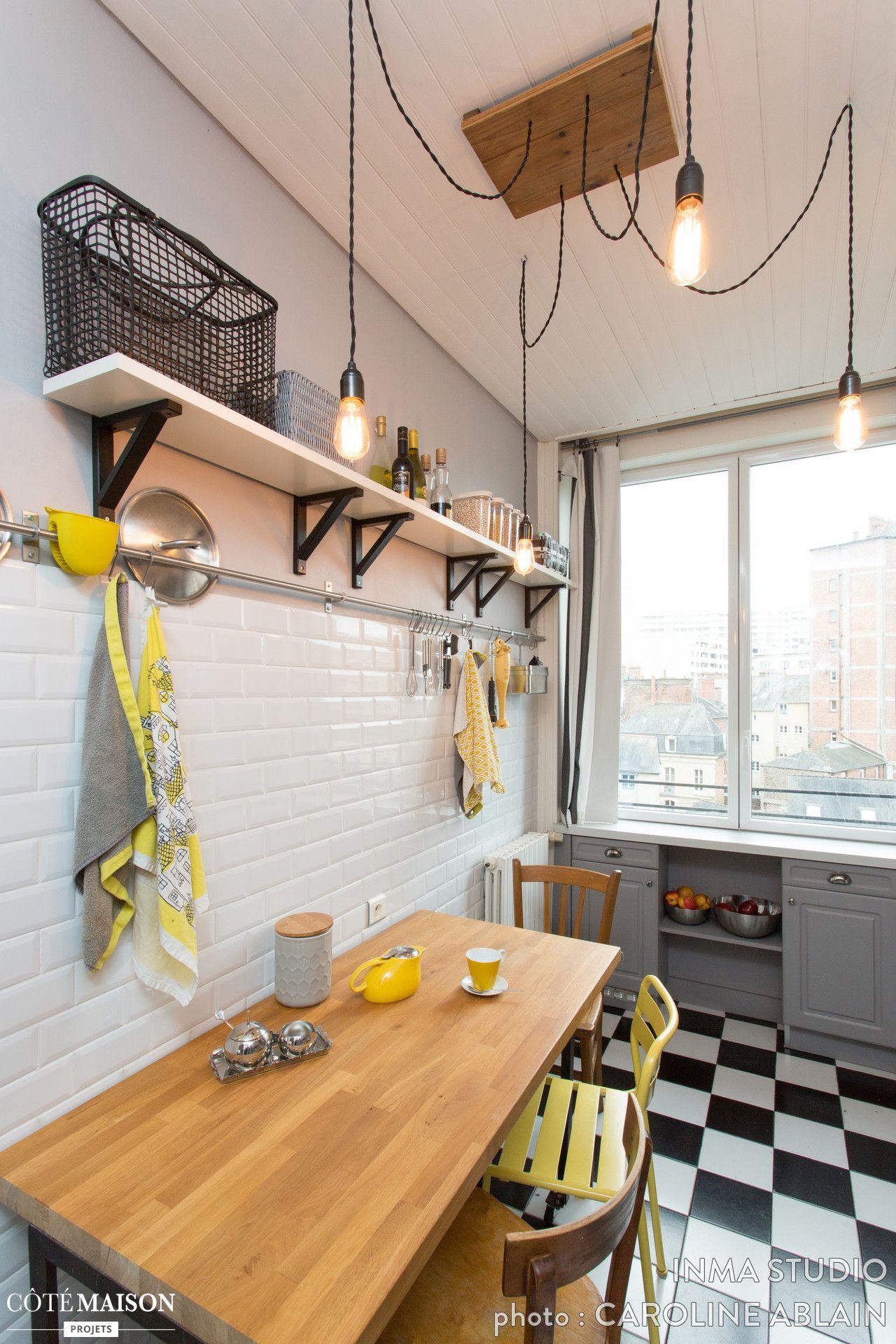 Home Relooking D Un Appart De 120 M2 A Rennes Inma Studio Cote