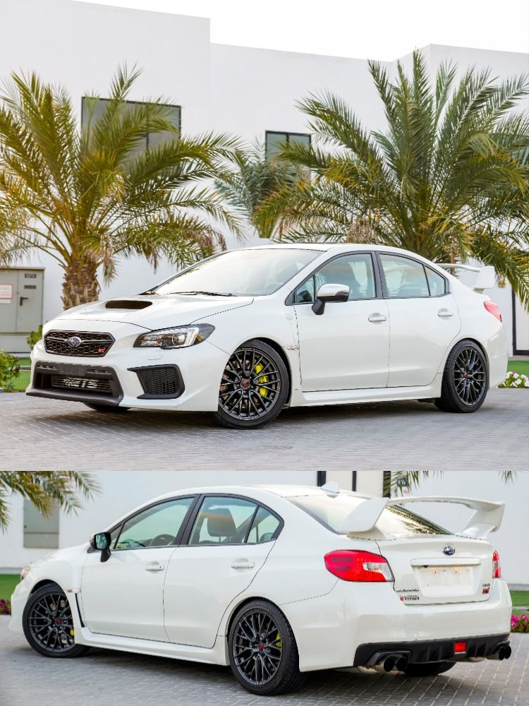 Subaru WRX STI (MODIFIED) 2018 in 2020 Subaru wrx, Wrx