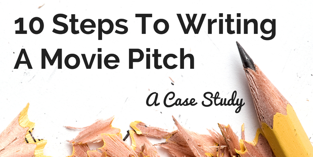 Would you like to see how a movie pitch gets developed ...
