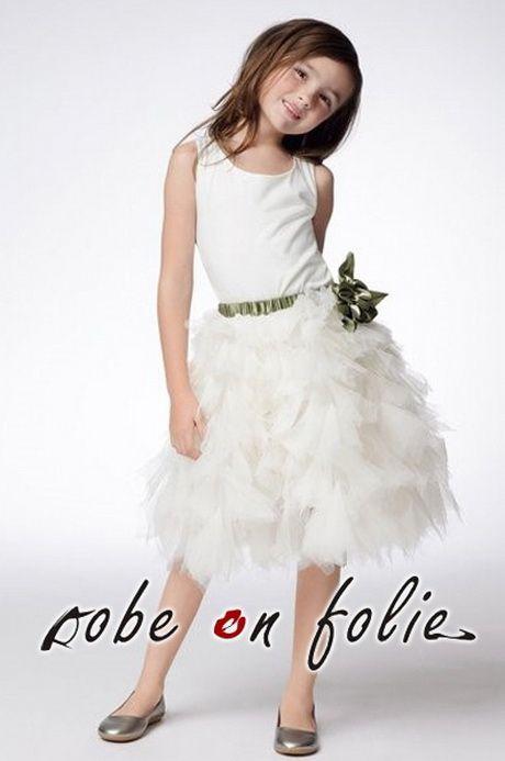 0b4e05f547e Robe fille 10 ans pour mariage