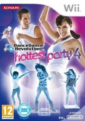 #Nintendo wii dance dance revolution - hottest party 4 #videogames #***new***,  View more on the LINK: http://www.zeppy.io/product/gb/2/381360391598/