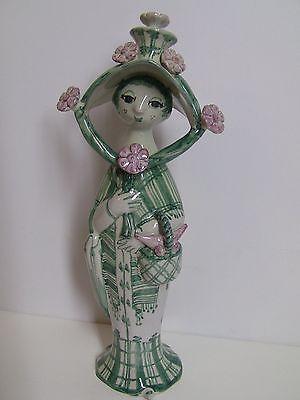 Bjorn Wiinblad Denmark Fall EFTERAR Ceramic Figurine - Four Seasons