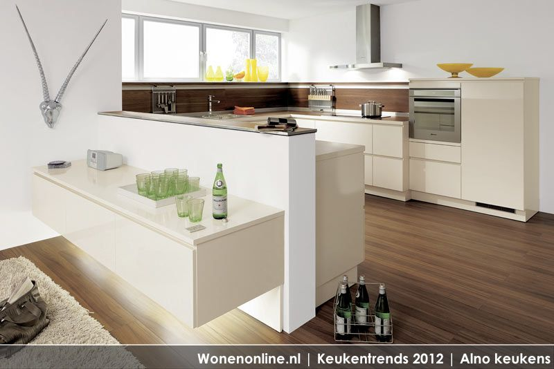 Keukentrends labels writing design kitchens
