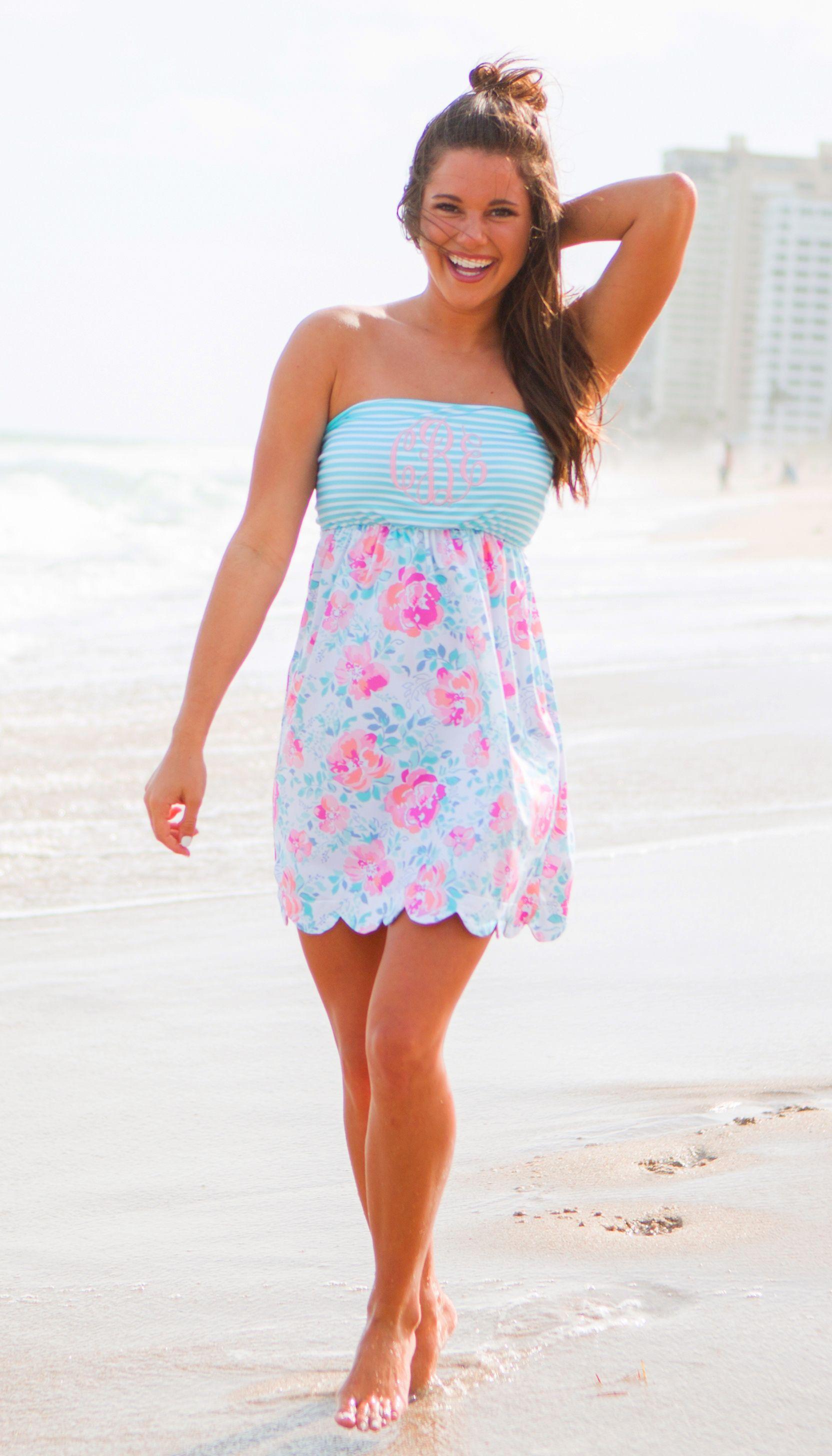 Ladies Beach Dress Cover Up Kaftan Sarong Summer Wear Swimwear Bikini Summer [ 1000 x 1000 Pixel ]