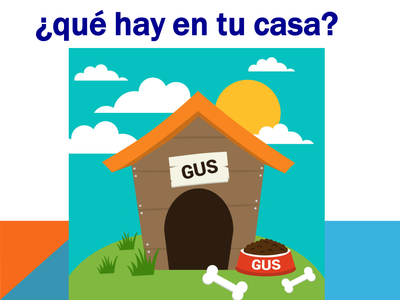 En Casa Habitaciones Y Plantas Caseta Para Perro Casas Para Perros Perro De Dibujos Animados