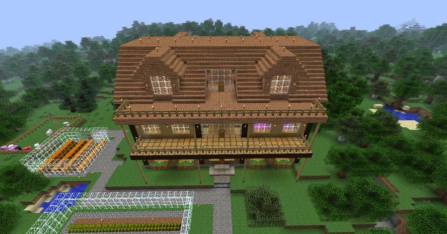 Good How To Cool Minecraft Houses Minecraft Home Designs   Home .