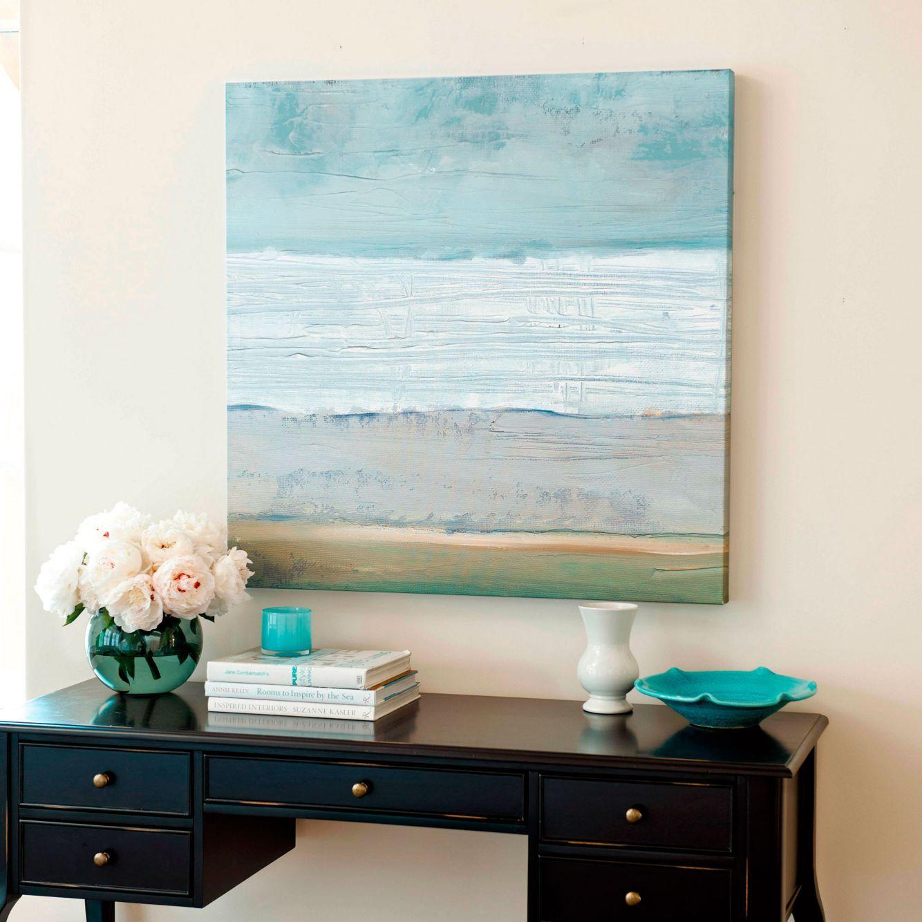 Spring View Abstract Art | Ballard Designs