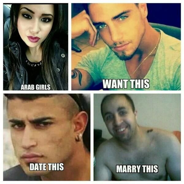Problems with dating an arab man