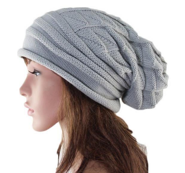 2850ce888ee Fashion Bonnet Femme Women Winter Hat Female Winter Beanie Crochet Hat Knit  Warm Women Caps