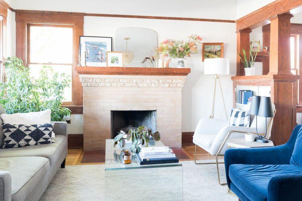 Feeling Nostalgic: $175/hr | Craftsman living rooms, New ...