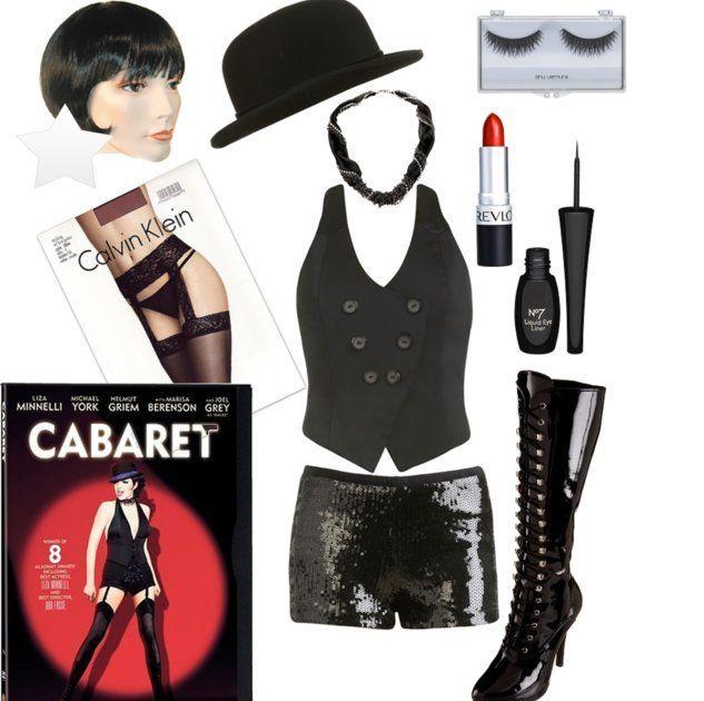 Liza Minnelli Cabaret Costume \u003cb\u003eliza minnelli cabaret