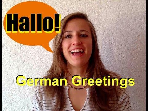 German lesson 1 learn german for beginners german greetings german lesson 1 learn german for beginners german greetings youtube m4hsunfo Image collections