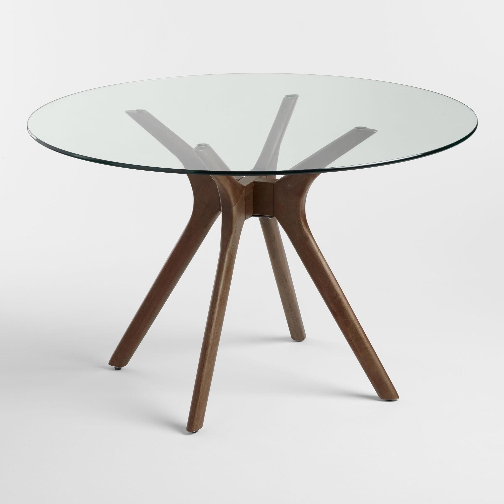 Discover More About 60 Round Dining Table Glass Dining Table