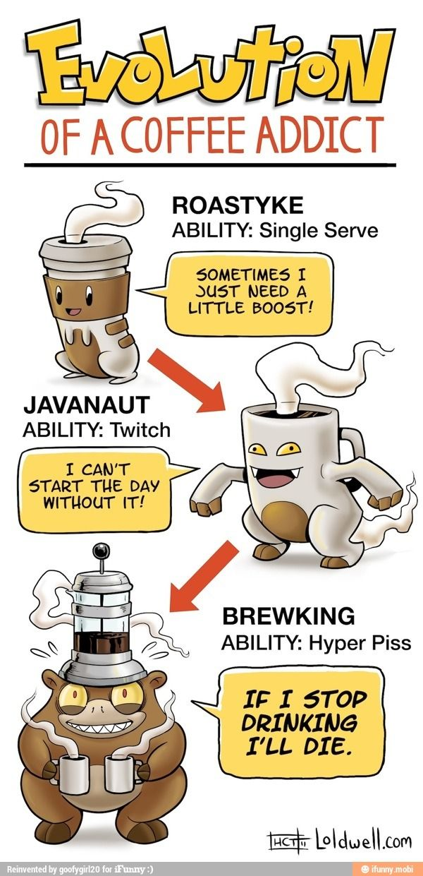 Coffee Addict..