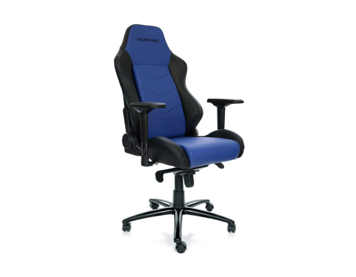 Maxnomic Dominator Blue Premium Gaming Office And Esports Chair
