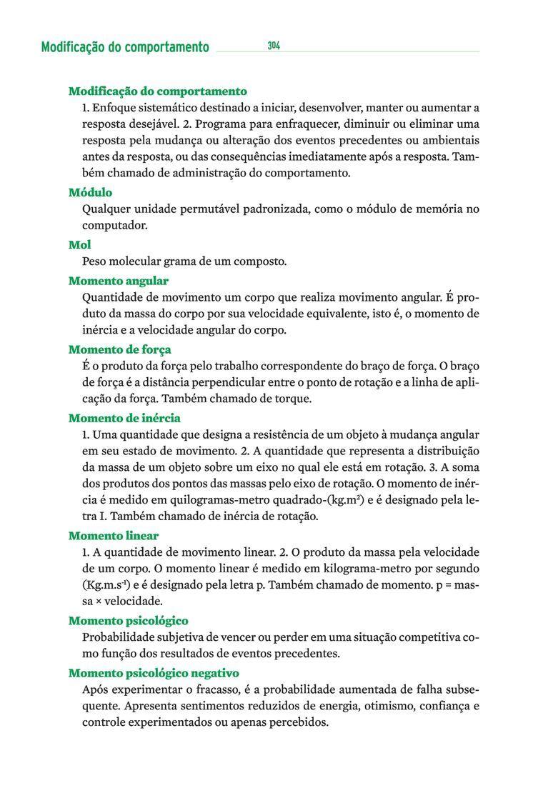 Página 314  Pressione a tecla A para ler o texto da página
