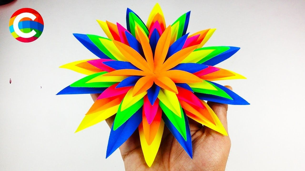 How to make a beautiful paper flower full paper flower tutorial how to make a beautiful paper flower full paper flower tutorial izmirmasajfo